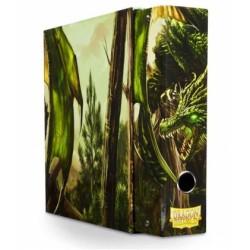 Dragon Shield carpeta - Verde