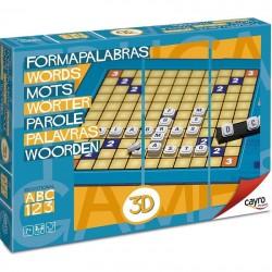 Formapalabras 3D