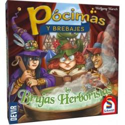 Pócimas y Brebajes - Las Brujas Herboristas