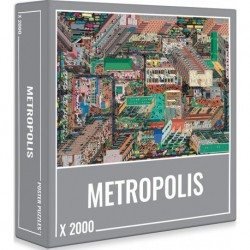 Puzzle - Metropolis