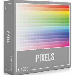 Puzzle - Pixels