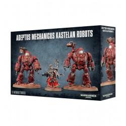 Warhammer 40k Adeptus Mechanigus Kastelan Robots