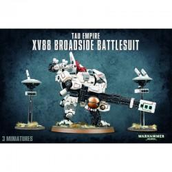 Warhammer 40k Tau Empire XV88 Broadside Battlesuit