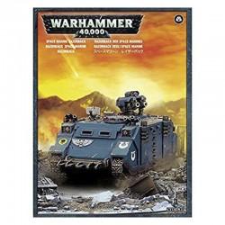 Warhammer 40k Space Marine Razoback