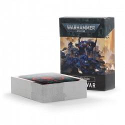 Warhammer 40k - Cartas de Guerra abierta ESPAÑOL