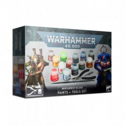 Warhammer 40k Paint   Tool Set