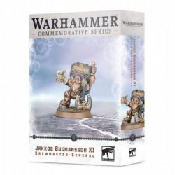 Warhammer - Jakkob Bugmansson XI