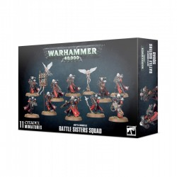 Warhammer 40k - Battle Sisters Squad
