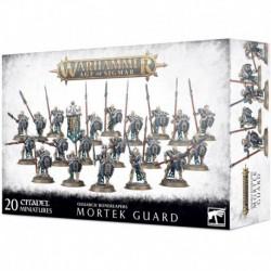 Age of Sigmar - Ossiarch Bonereapers Mortek Guard