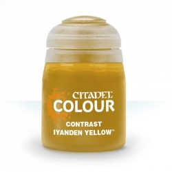 Contrast - Iyanden Yellow