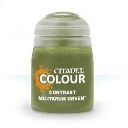 Contrast - Militarum Green