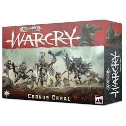 Warhammer Warcry - Corvus Cabal