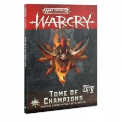 Warcry Tomo de Campeones 2019 Castellano