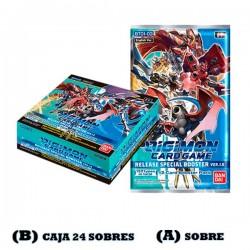 Digimon - Caja de Sobres BT1 5