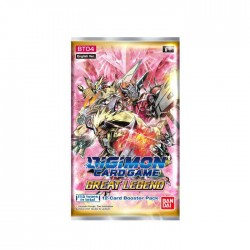 Digimon TCG - Sobre Great Legend