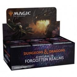 Magic - Caja sobres draft Dungeons & Dragons