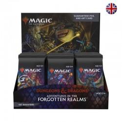 Magic - Caja sobres Set Dungeons & Dragons