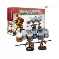 Age of Sigmar - Stormcast Vindicators Paint Set