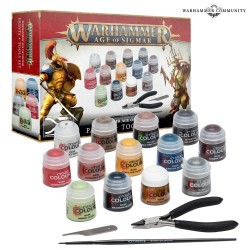 Age of Sigmar - Paints   Tool Set