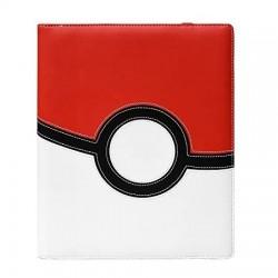 Carpeta Pro Binder Pokemon De 9 Bolsillos Pokeball