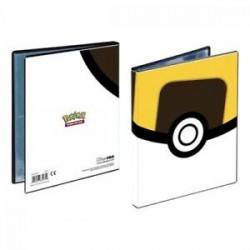 Carpeta Pro Binder Pokemon 9 bolsillos Ultra Ball