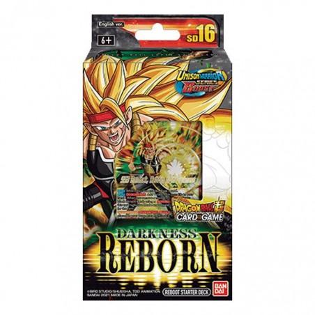 Dragon Ball - Mazo Darkness Reborn SD16