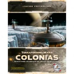 Terraforming Mars - Colonias