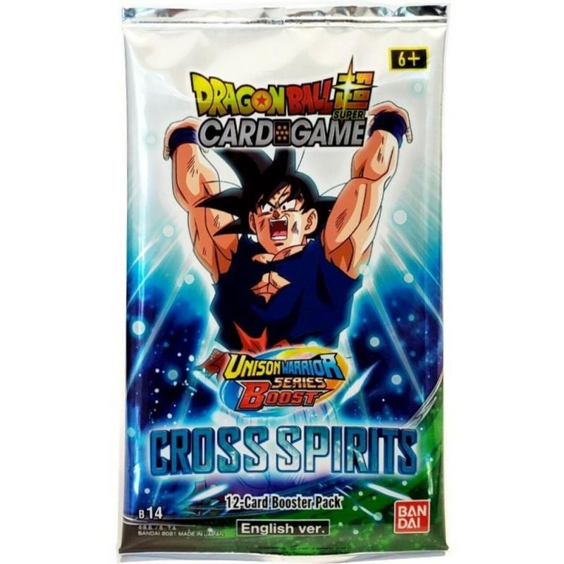 Dragon Ball - Sobre Cross Spirit