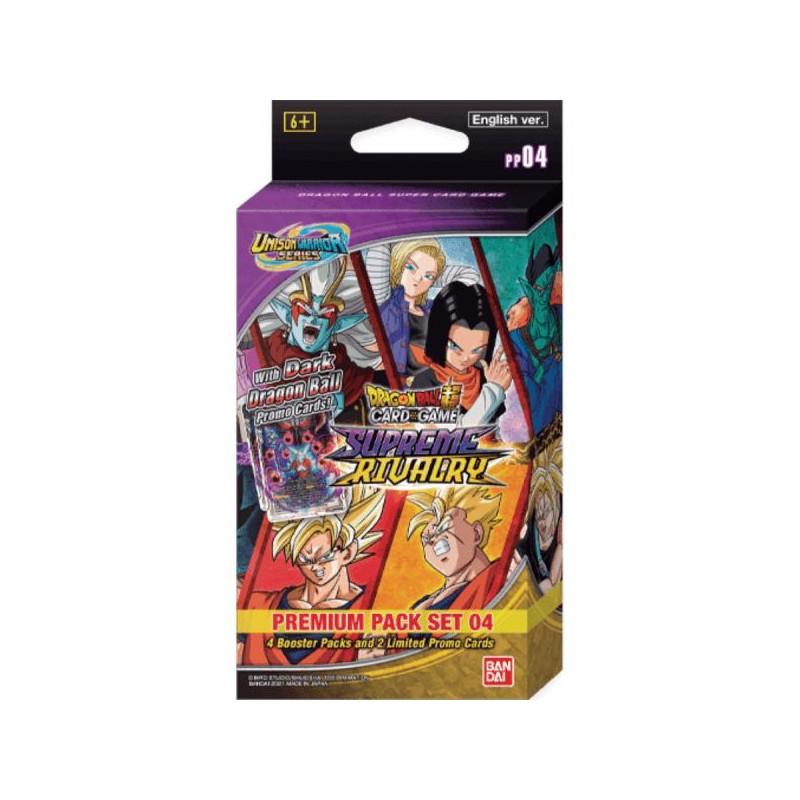 Dragon Ball - Premium Pack set 4