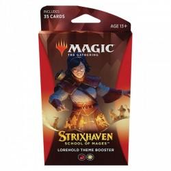 Magic - Sobre Theme Strixhaven