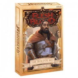 Flesh and Blood - Mazo Boltyn Blitz Deck