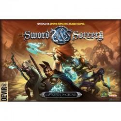 Sword & Sorcery Cuando llega la Oscuridad