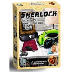 Sherlock Paradero Desconocido