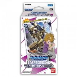 Digimon - Mazo Venomous Violet
