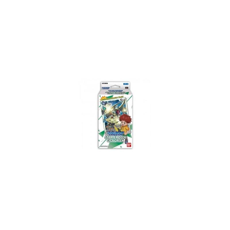 Digimon - Mazo Giga Green