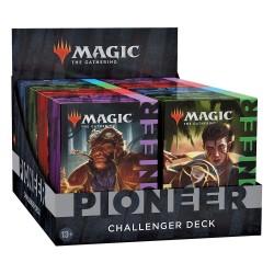 Magic - Mazo Challenger Pioner
