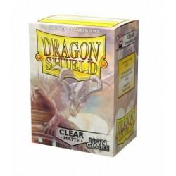 Dragon Shield Clear Matte
