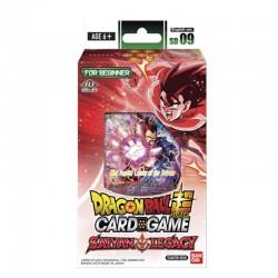 Dragon Ball - Mazo Saiyan Legacy