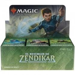 Magic - Caja Sobre Draft Zendikar