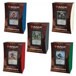 Magic - Mazo Commander  Strixhaven
