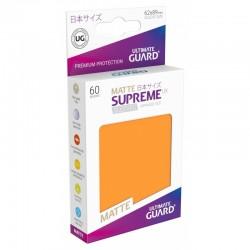 Supreme UX Matte Orange Sleeves Japanese Size