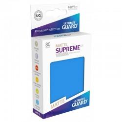 Supreme UX Matte Light Blue Sleeves Standard Size