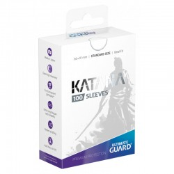 Katana Sleeves Standard Size White