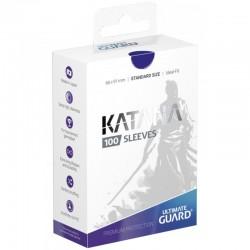 Katana Sleeves Standard Size Blue