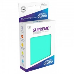 Supreme UX Sleeves Standard Size turquoise