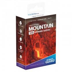Lands Edition II Artwork Sleeves Mountain
