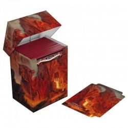 Deck Case 80  Lands Edition II - Montaña