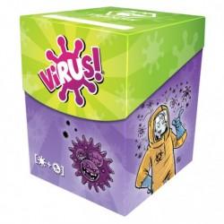Virus  Deck Box  120 fundas PREMIUM