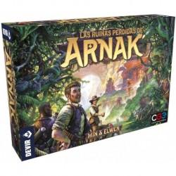 Las ruinas de Arknak